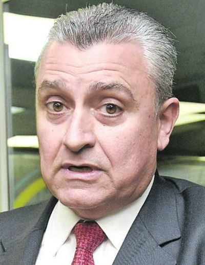 Villamayor admite que aceptará el cargo de jefe de Gabinete de Marito