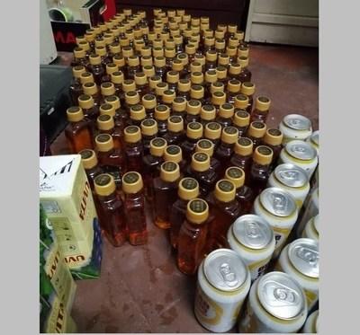 """""""Pescan"""" a guardiacárceles que permitieron ingreso de bebidas alcohólicas a Tacumbú"""