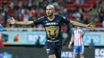 HOY / González rescata un empate para Pumas
