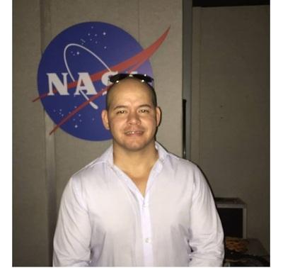 Futuro astronauta paraguayo motiva a los jóvenes a luchar por sus sueños