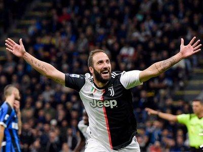 Dybala e Higuaín hunden al Inter y dan la punta a Juventus