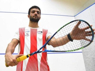 Marcantonio se consolida en el squash