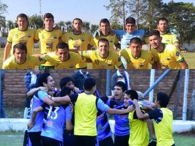 Liga Yacyretá y Mariense avanzan a la semifinal del Nacional de Interligas