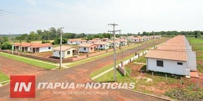 PROYECTAN CONSTRUCCIÓN DE 900 VIVIENDAS SOCIALES PARA ITAPÚA