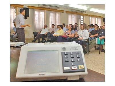 Agentes electorales serán capacitados hasta este fin de mes de cara a municipales 2020