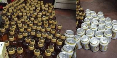 FUNCIONARIOS PENITENCIARIOS HABRÍAN PERMITIDO INGRESO DE BEBIDAS ALCOHÓLICAS EN TACUMBÚ