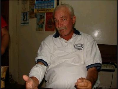 Fallece Aníbal Lindstron tras vivir varios años amenazado por el EPP