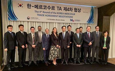 Avanzan las negociaciones entre MERCOSUR y Corea