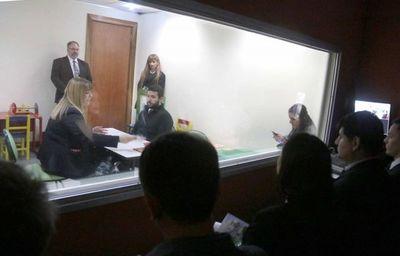 Estudiantes de Unida observan simulacro en Cámara Gesell