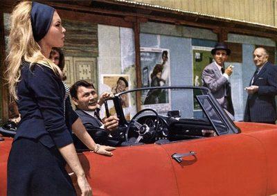 Brigitte Bardot protagoniza el lunes de cine de Manzana Abierta