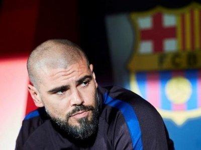 Víctor Valdés, destituido como técnico del juvenil
