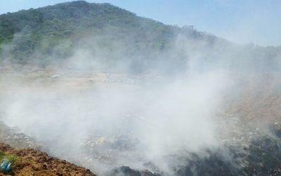 Vertedero de Yaguarón genera quejas