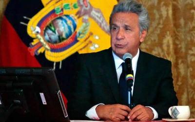 Presidente de Ecuador denunció un intento de golpe de Estado