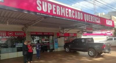 Tributación suspendió temporalmente actividades de un comercio en Santa Rita