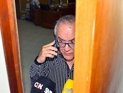 Horacio Torres sale del Indert tras escándalo de coimas
