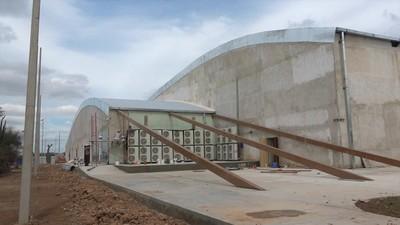Centro de Interpretación: A casi 3 años del inicio de obras, aún no culmina