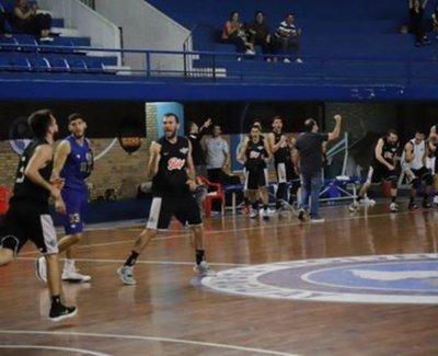 Libertad derrota a Sol de América y sigue vivo en el cuadrangular de basquet
