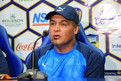 Celso Ayala confía en dar vuelta la situación en Luqueño