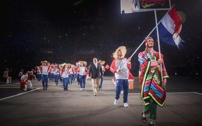 ODESUR 2022, Paraguay vuelve a ser confirmada como sede