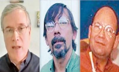 HOY / ¿Gobierno mintió o se durmió? Arrom, Martí y Colmán 'nunca volverán', dice su abogado