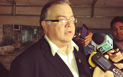 Ullón afirma que Martín Arévalo se pasa tirando cizaña y ponzoña
