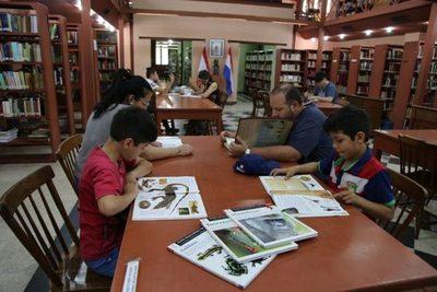 Encuentro para fomentar la lectura en Manzana de la Rivera
