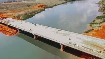 Puente que unirá Minga Guazú y Hernandarias será inaugurado en noviembre