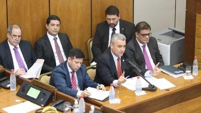 Villamayor es interpelado por el Senado