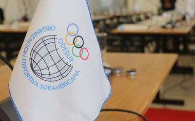 Paraguay recupera sede de los Juegos ODESUR