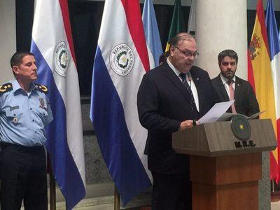Caso Arrom y Martí y Colmán: Gobierno lamenta falta de cooperación de autoridades uruguayas