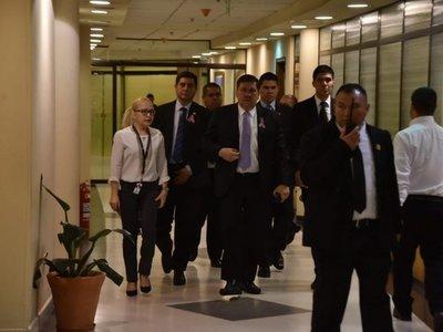 Senadores hablan de negligencia y complicidad en huida de Arrom y Martí