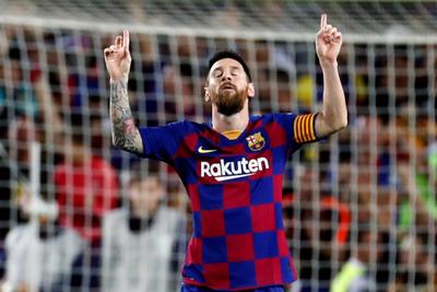 Messi confiesa que pensó en irse de España