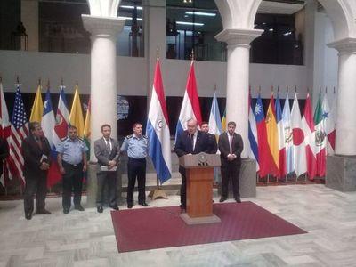 Repudian falta de cooperación internacional en caso Arrom, Martí y Colmán