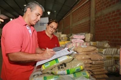 Ministerio entregó más de 270.000 kilos de alimentos a comedores del país