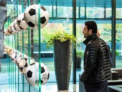 """Kaká: """"Hay que maximizar el impacto del fútbol en la vida de las personas"""""""