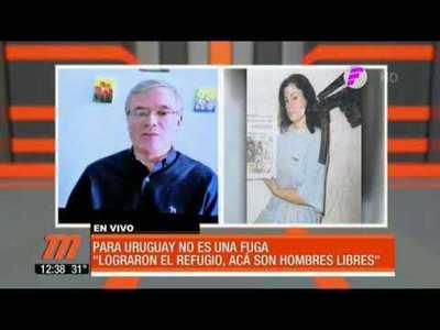 Para Uruguay, Arrom, Martí y Colmán no se fugaron