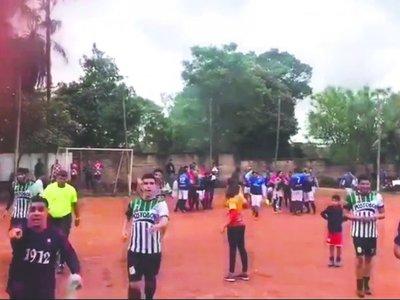 El VAR de Capiatá que validó un insólito gol