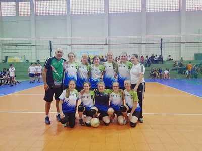 Loma Plata campeona en Vóley y representará al país en Juegos Suramericanos
