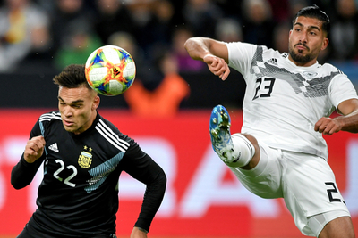 Argentina remonta e iguala con Alemania