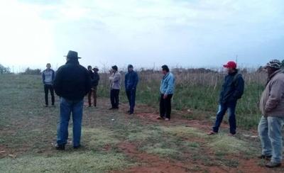 HOY / El mecanismo de la coima: INDERT mantiene en zozobra a colonos de Alto Paraná