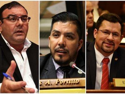 Diputados oficializa blindaje y salva a tres legisladores de la destitución