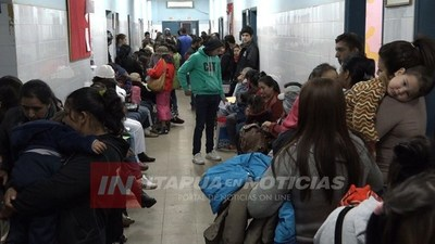 ATENCIÓN GINECOLÓGICA NOCTURNA EN EL HOSPITAL DE ENCARNACIÓN