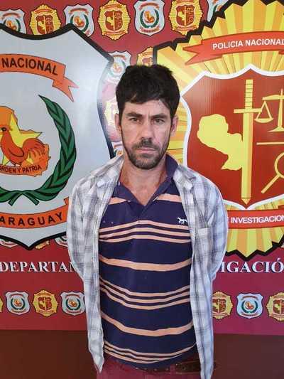 Capturan en Presidente Franco a peligroso criminal que escapó de cárcel del Brasil