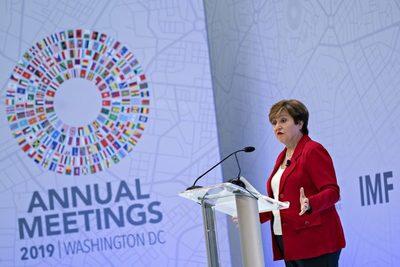 FMI estima que un 90% de las economías del mundo crecerán menos