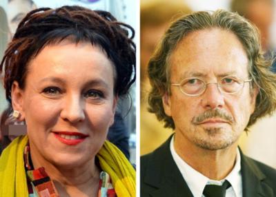 Los flamantes ganadores del Premio Nobel de Literatura