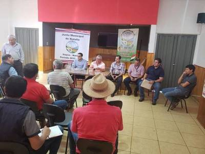 REUNIÓN DE LA PLATAFORMA DE SOJA SUSTENTABLE EN EL DEPARTAMENTO DE ITAPÚA
