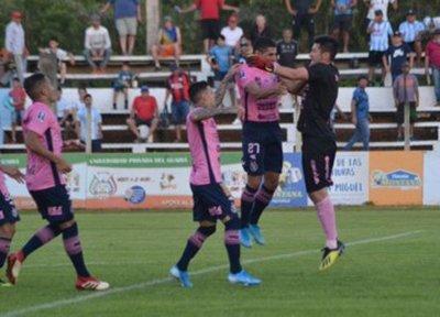 Sol de América primer equipo clasificado a semifinales de la Copa Paraguay