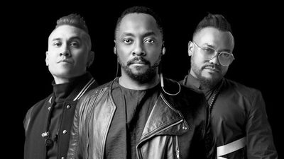 La cita con Black Eyed Peas es hoy