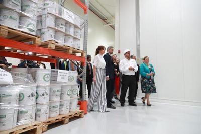 Se inaugura planta industrial que fabrica innovadores productos en defensa de la salud de la población