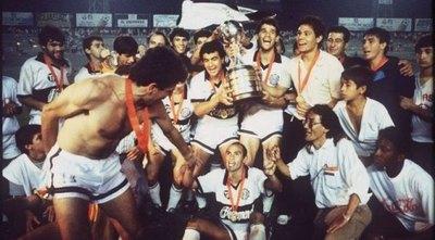 A casi 3 décadas de la 2ª Copa Libertadores de Olimpia